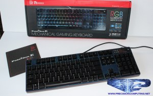 Ttesports Poseidon Z RGB Mechanical Keyboard Color Shift