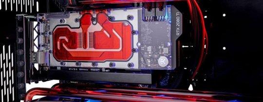 EK-Loop Vertical GPU Holder