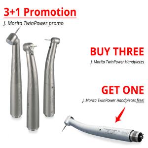 J. Morita TwinPower 3+1 Promotion