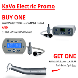 KaVo Electric Promotion