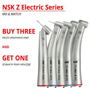 NSK Z Electric Series Mix & Match