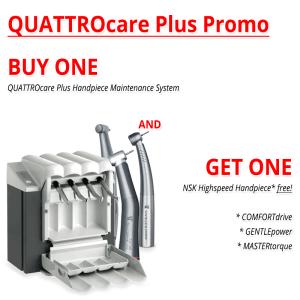 QUATTROcare Plus Promotion