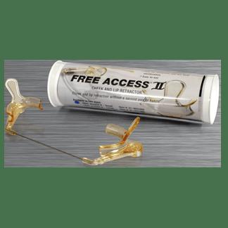 J. Morita Free Access II Cheek and Lip Retractor Large