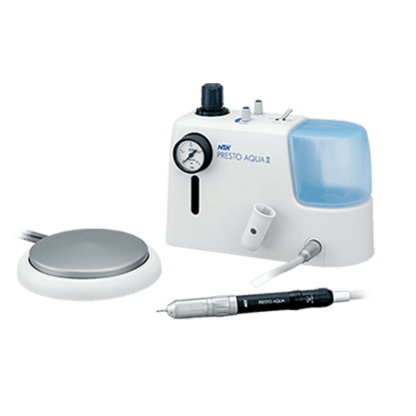 NSK Presto Aqua II Dental Non Optic Lab System