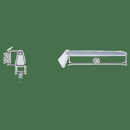 Discontinued - NSK SGO-2 Blade