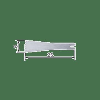 Discontinued - NSK SGT-1 Surgical Sagittal Blade