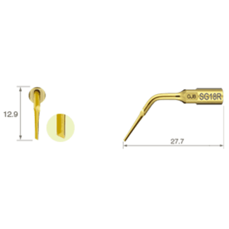 NSK VarioSurg Piezo Surgical Extraction Tip 18R
