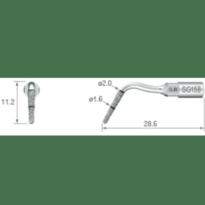 NSK VarioSurg Piezo Surgical Implant Tip SG15B