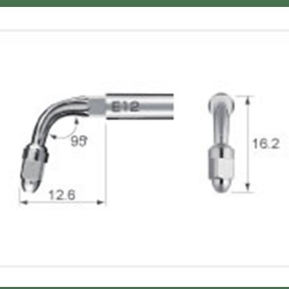 NSK Varios Ultrasonic Scaler Endo Tip E12