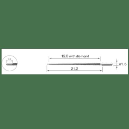 NSK Varios Ultrasonic Scaler V-Tip VS52D