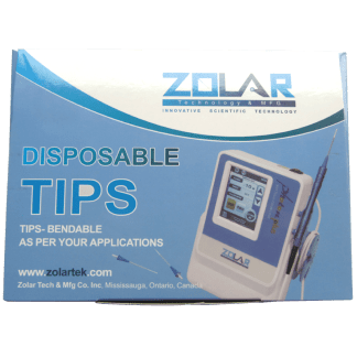 Zolar Photon 25 Disposable Tip Kit for Dental Diode system