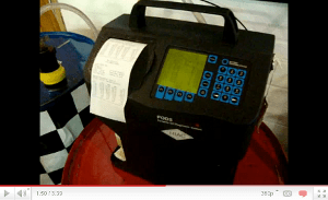 HIAC Portable Oil Diagnostic System (PODS)   Precision Filtration Products