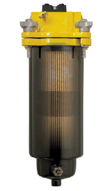 FBO Hydrocarbon Fuel Filter | Precision Filtration Products