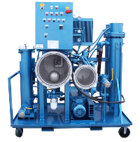Vacuum Dehydrator Oil Purification System (VDOPS) | Precision Filtration Products