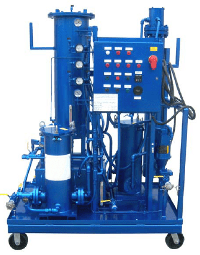 Coalescer Oil Purification System | Precision Filtration Products