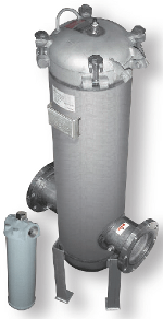 ASME Pressure Vessel Housing with Filter-Separator