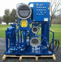 Custom-Built Vacuum Dehydrator   Precision Filtration Products