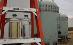 Jet-A Fuel with Storage Tanks | Precision Filtration Products