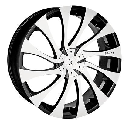 22 inch wheels precision audio Trailer Tires starr 718 gatsby