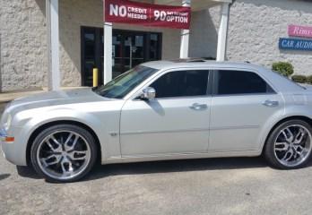 Chrysler 300 Wheels