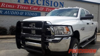 2016 RAM 2500 Line-X and Ranch Hand