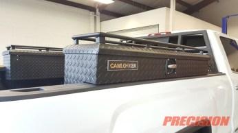 2016 GMC Sierra Truck Accessory Build