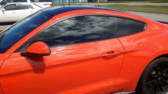 2016 Ford Mustang GT Window Tint
