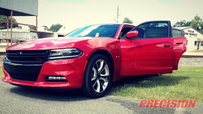 2016 dodge charger window tint