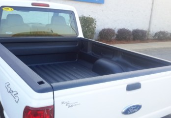 Ford Ranger Line-X Spray-In Bedliner