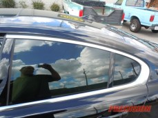 Jaguar XF Window Tint