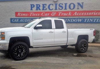 Chevy Z71 Wheels