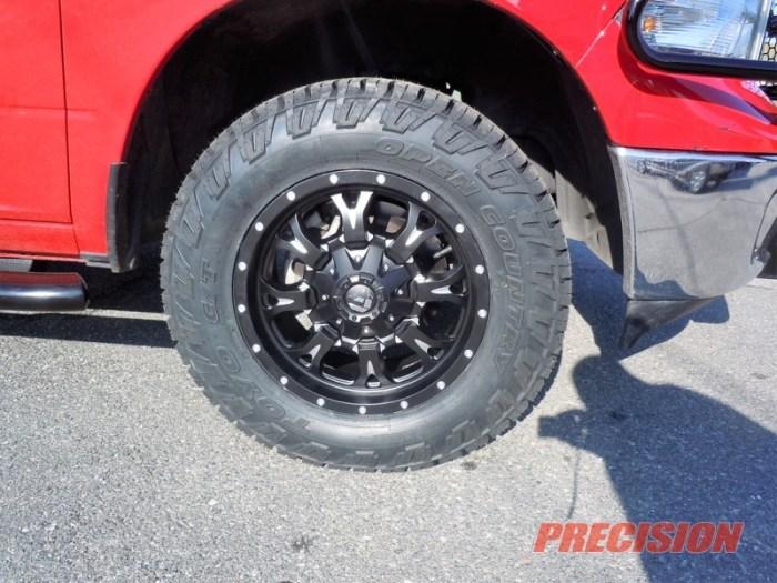 Ram 1500 Wheels