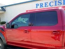 Ford Raptor Window Tint