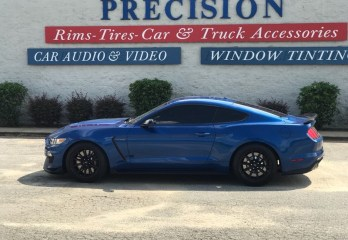 Mustang Window Tint