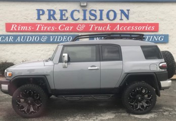FJ Cruiser Wheels