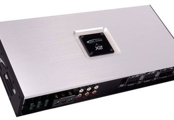 Class D Arc Audio Amplifier