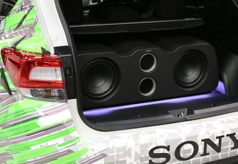 Enclosures Help Car Audio Subwoofers Sound Their Best