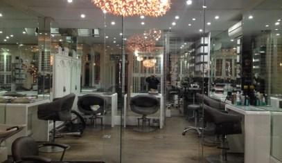 Bespoke salon mirrors