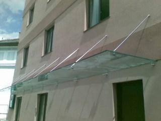 Tie rod canopy