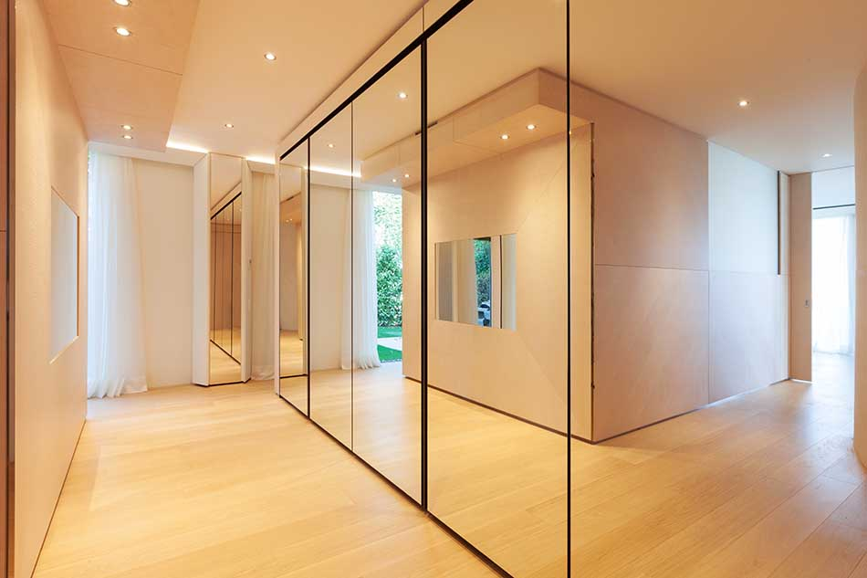 Mirrored Partition