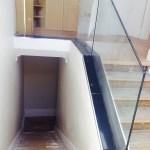 Templated internal balustrade