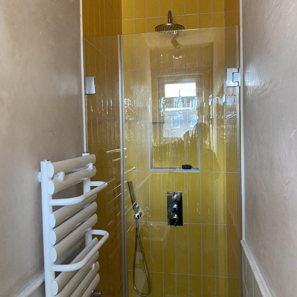 Small Shower Screen