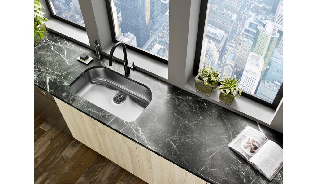 gray soapstone precision stone design