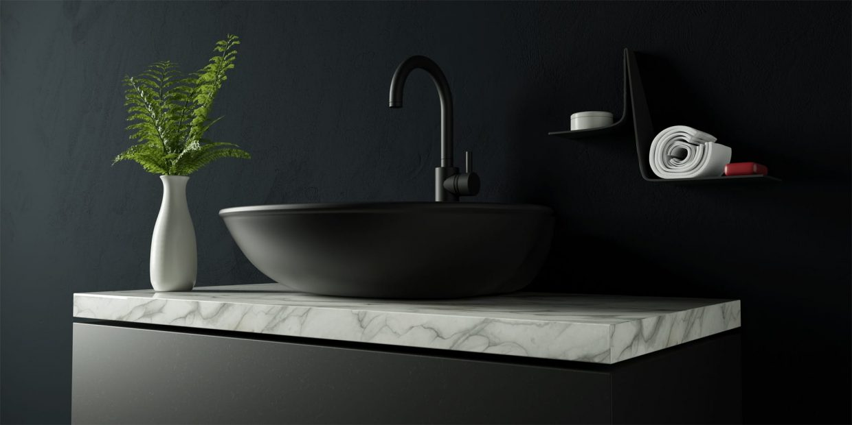 bathroom vanity tops design and