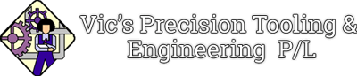 Vic's Precision Tooling & Engineering logo