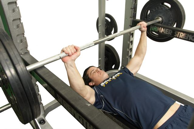 Weak Bench Press Static Contraction Exercise Exles And