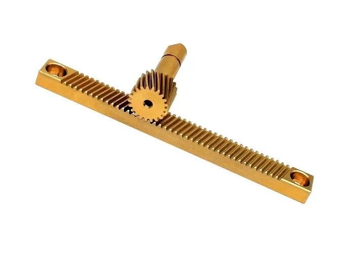 brass worm gear steel worm gear