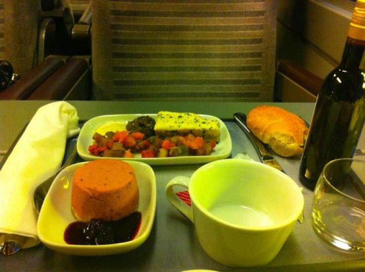 Trem de Londres - Paris: Eurostar