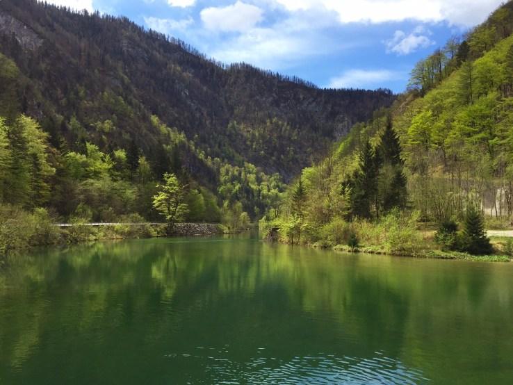 Lago Bohinj - Eslovênia