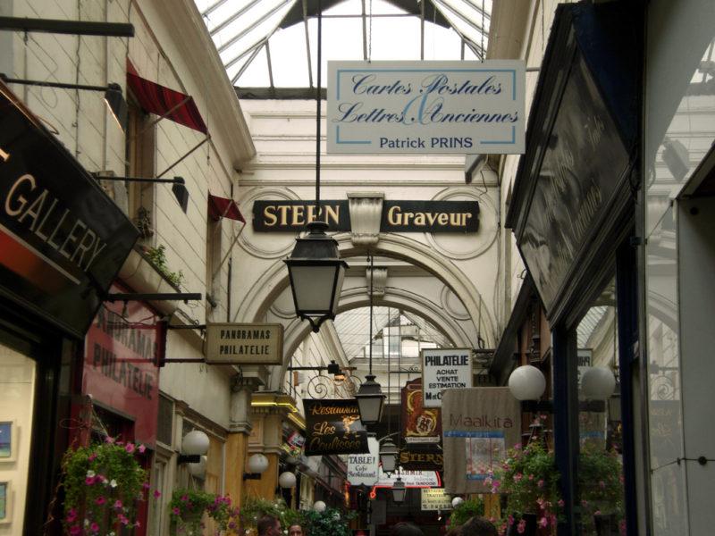 Boulevard Montmartre 2